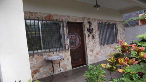 Casa, código 752-AGUAPEU em Praia Grande, bairro Solemar
