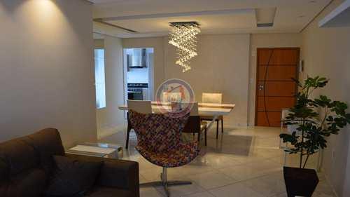 Apartamento, código 128700-LOJAFORTE em Praia Grande, bairro Guilhermina