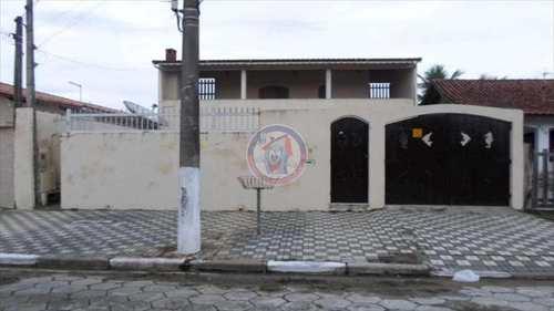 Sobrado, código 13435 em Mongaguá, bairro Agenor de Campos