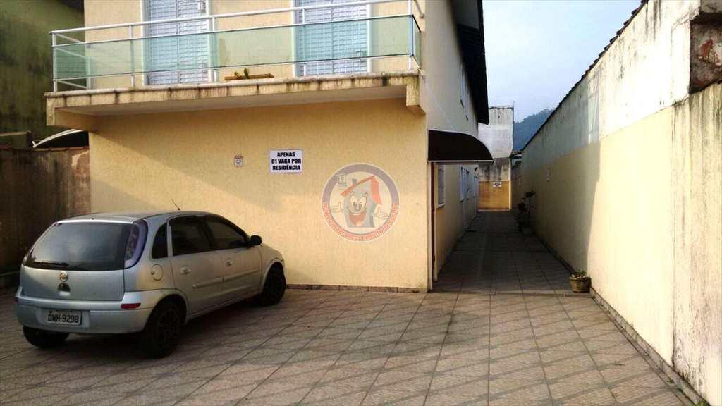 Sobrado de Condomínio em Mongaguá, no bairro Vila Vera Cruz