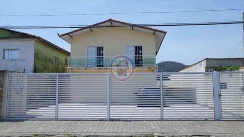 Sobrado de Condomínio, código 25612 em Mongaguá, bairro Vila Atlântica