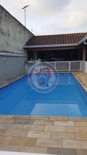 Casa, código 2422-MATRIZ em Mongaguá, bairro Vila Atlântica