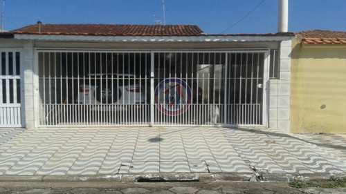 Casa, código 488-SOLEMAR em Praia Grande, bairro Vila Balneária