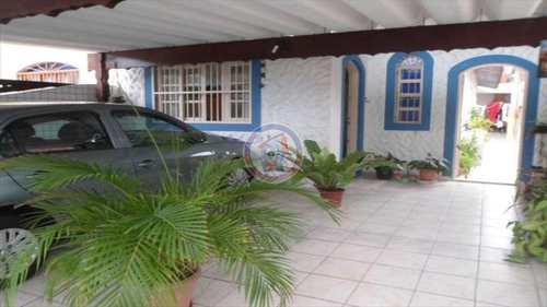 Casa, código 2709-MARINA em Mongaguá, bairro Vila Vera Cruz