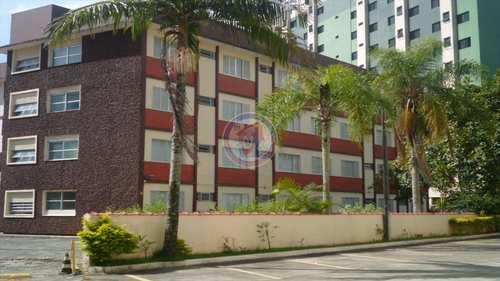 Apartamento, código 23600 em Mongaguá, bairro Centro