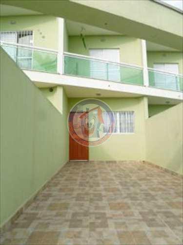 Sobrado de Condomínio, código 2178-MATRIZ-CNP em Mongaguá, bairro Balneário Santa Eugênia
