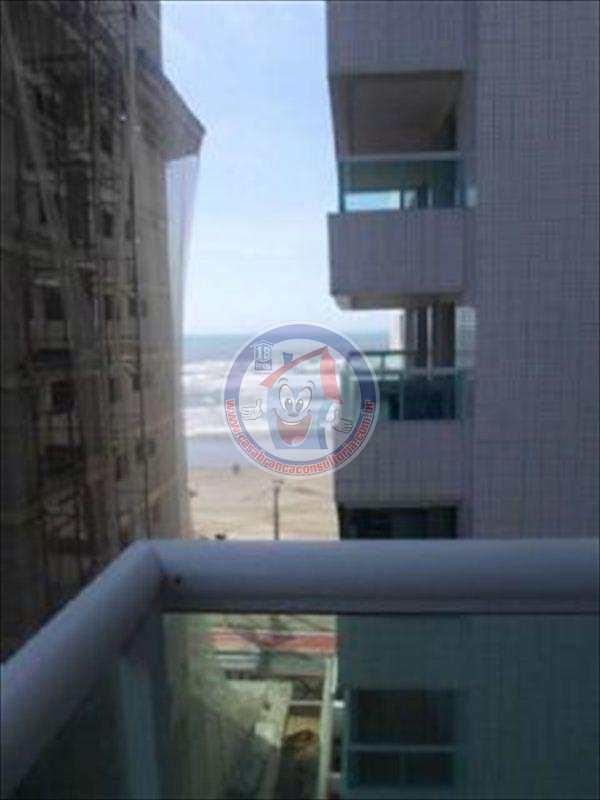 Apartamento em Mongaguá, no bairro Jardim Caiahu