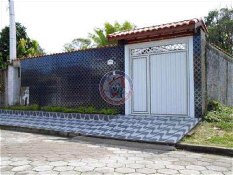 Casa em Itanhaém, no bairro Balneário Tropical