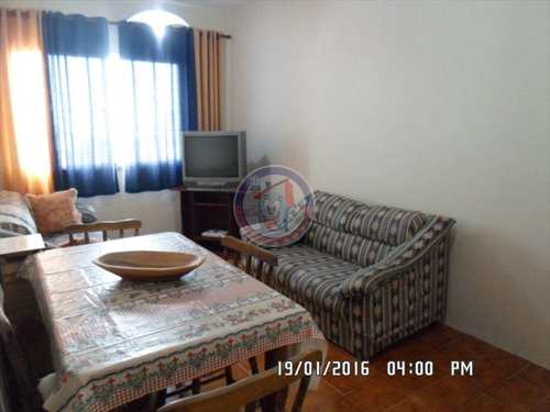 Apartamento, código 2253-MATRIZ- em Mongaguá, bairro Vila Atlântica