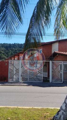 Sobrado de Condomínio, código 12958 em Mongaguá, bairro Vila São Paulo