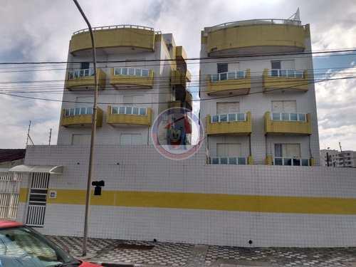 Apartamento, código 155011 em Mongaguá, bairro Vera Cruz