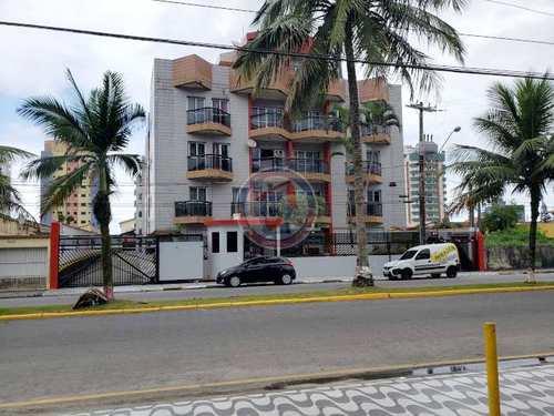 Apartamento, código 3022-CB em Mongaguá, bairro Jardim Marina