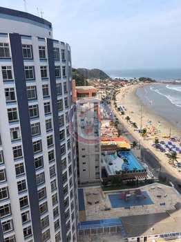 Apartamento, código 27114 em Itanhaém, bairro Praia do Sonho
