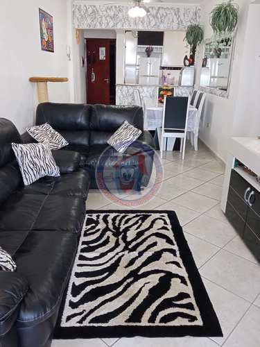 Apartamento, código 10817 em Mongaguá, bairro Vera Cruz