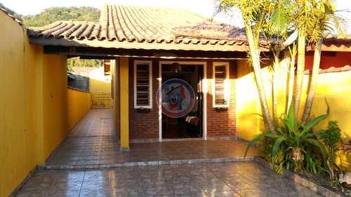 Casa, código 360011 em Mongaguá, bairro Jardim Aguapeu