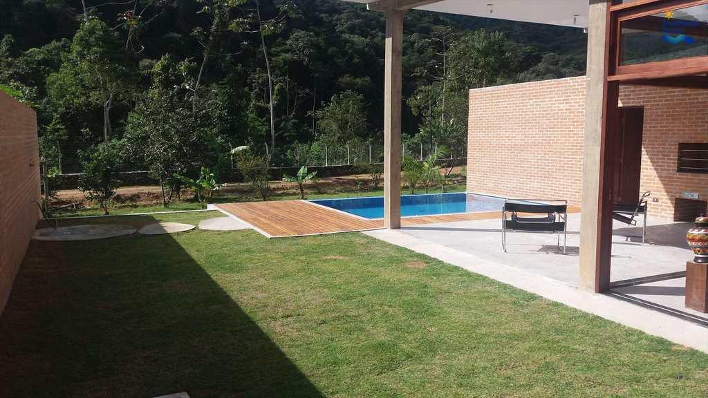 Casa em Ubatuba, bairro Horto Florestal