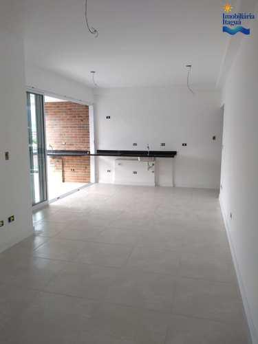 Apartamento, código AP937 em Ubatuba, bairro Itagua
