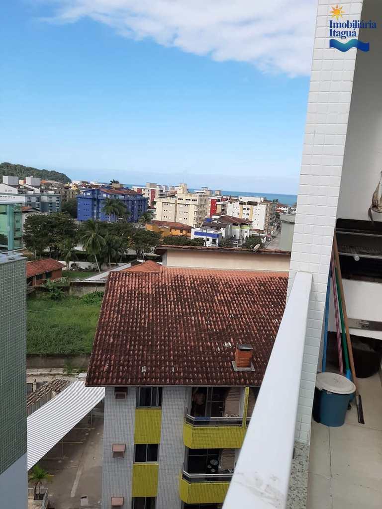 Cobertura em Ubatuba, no bairro Praia Grande