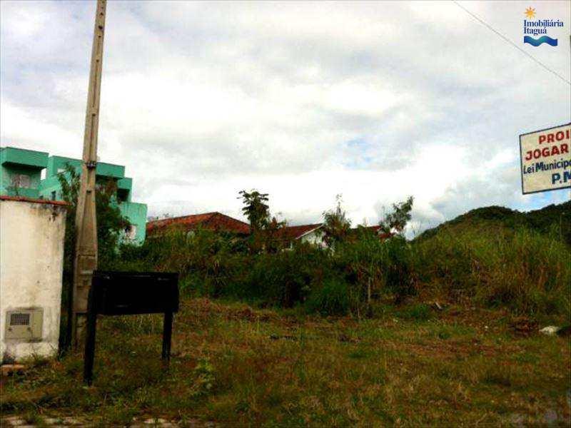 Terreno em Ubatuba, no bairro Itagua