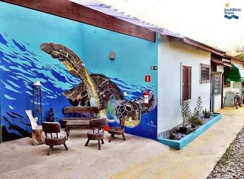 Casa Comercial, código CO102 em Ubatuba, bairro Centro