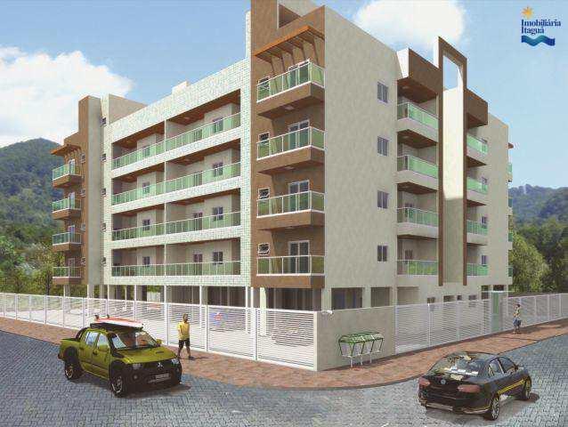 Apartamento em Ubatuba, bairro Praia Toninhas