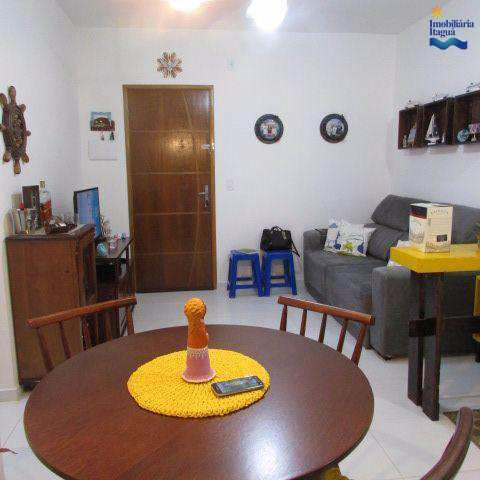 Apartamento, código AP1185 em Ubatuba, bairro Perequê Açu