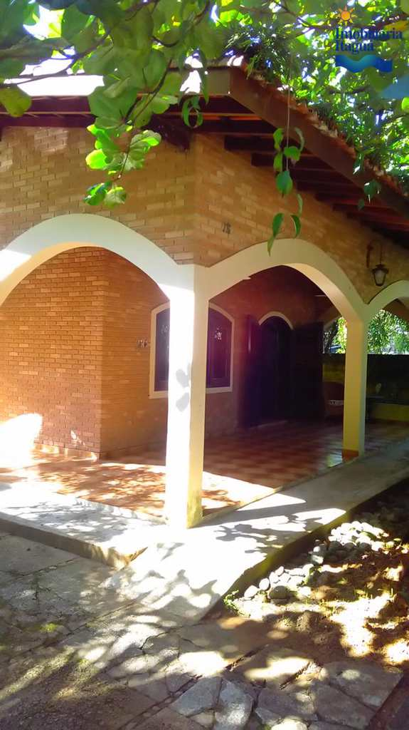 Casa em Ubatuba, bairro Enseada