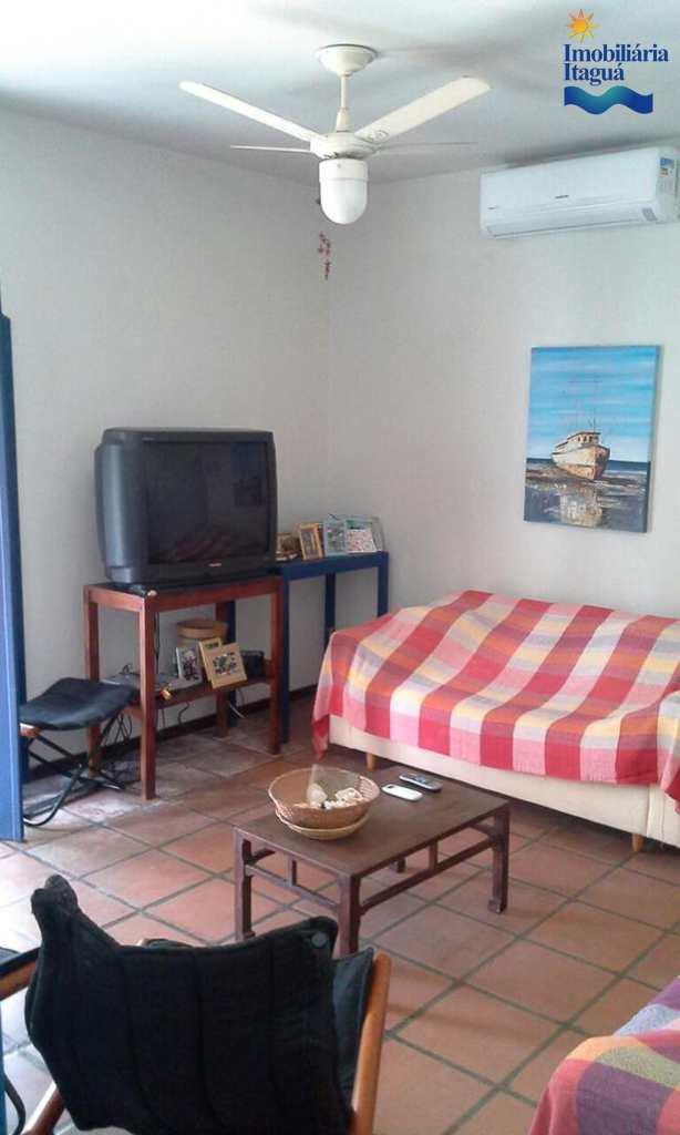 Apartamento em Ubatuba, bairro Perequê Mirim