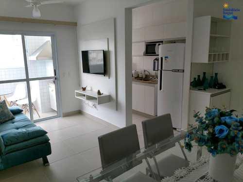 Apartamento, código AP1227 em Ubatuba, bairro Praia das Toninhas