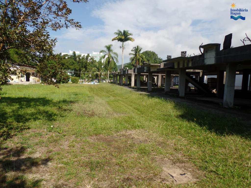 Área em Ubatuba, bairro Itagua