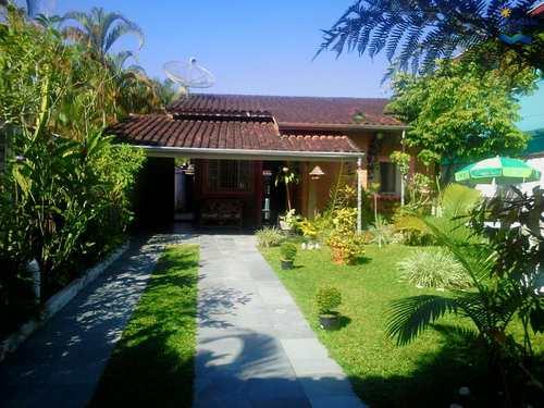 Casa, código CA972 em Ubatuba, bairro Lagoinha