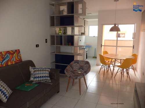 Apartamento, código AP1244 em Ubatuba, bairro Ipiranguinha
