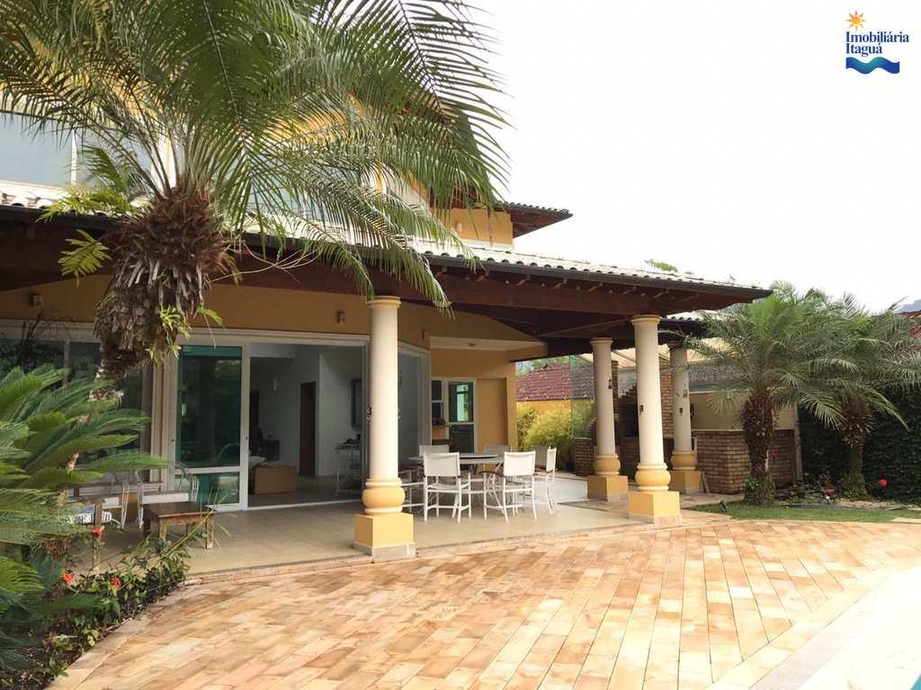 Casa em Ubatuba, no bairro Lagoinha