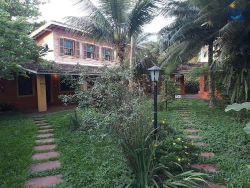 Casa, código CA980 em Ubatuba, bairro Praia do Lázaro