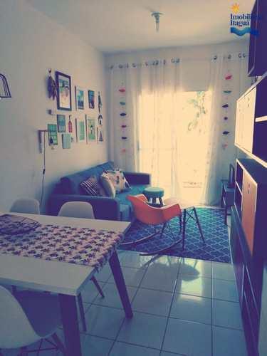 Apartamento, código AP1261 em Ubatuba, bairro Silop