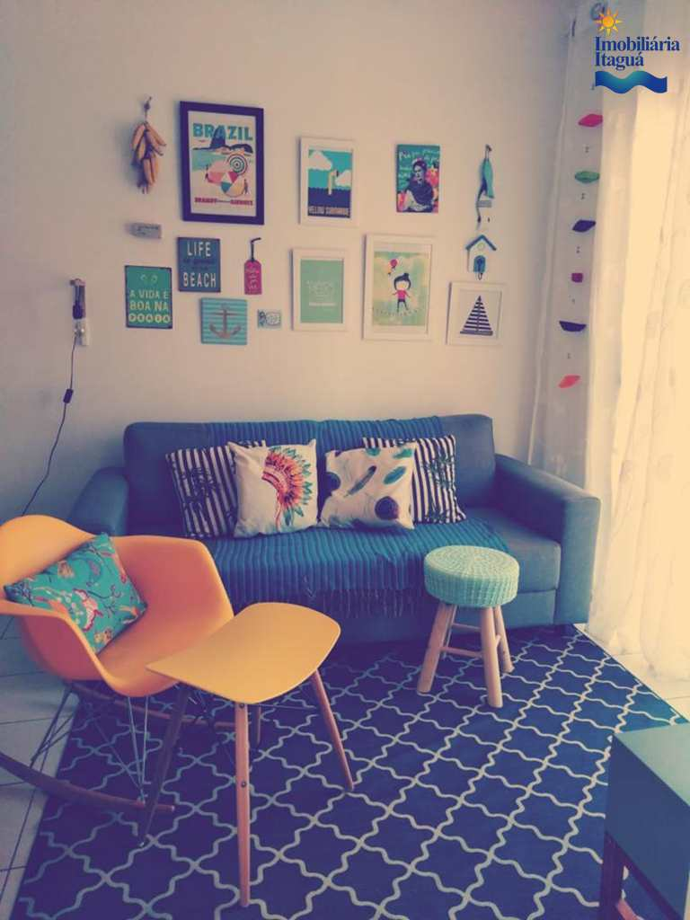 Apartamento em Ubatuba, no bairro Silop