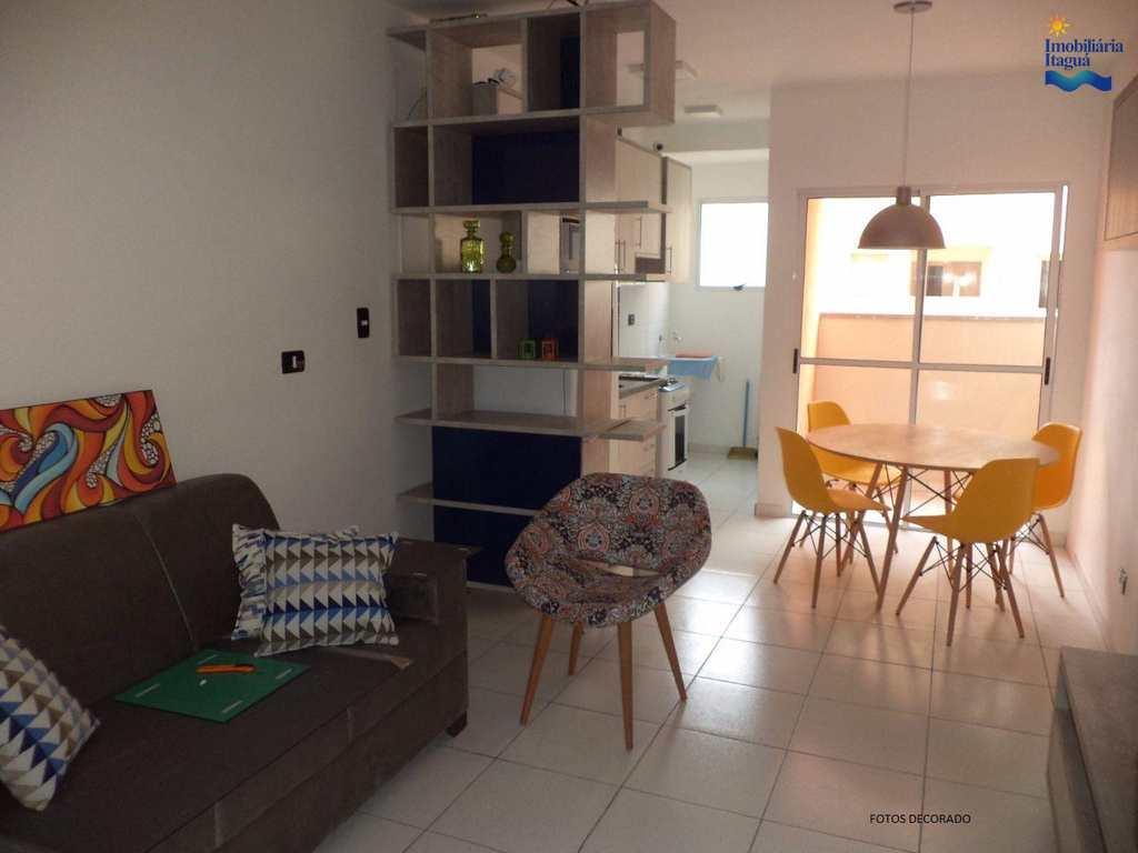 Apartamento em Ubatuba, no bairro Ipiranguinha