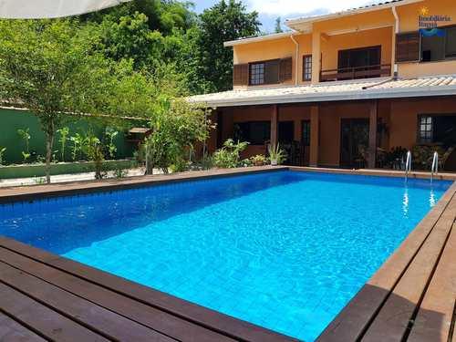 Casa, código CA1004 em Ubatuba, bairro Residencial Parque Vivamar