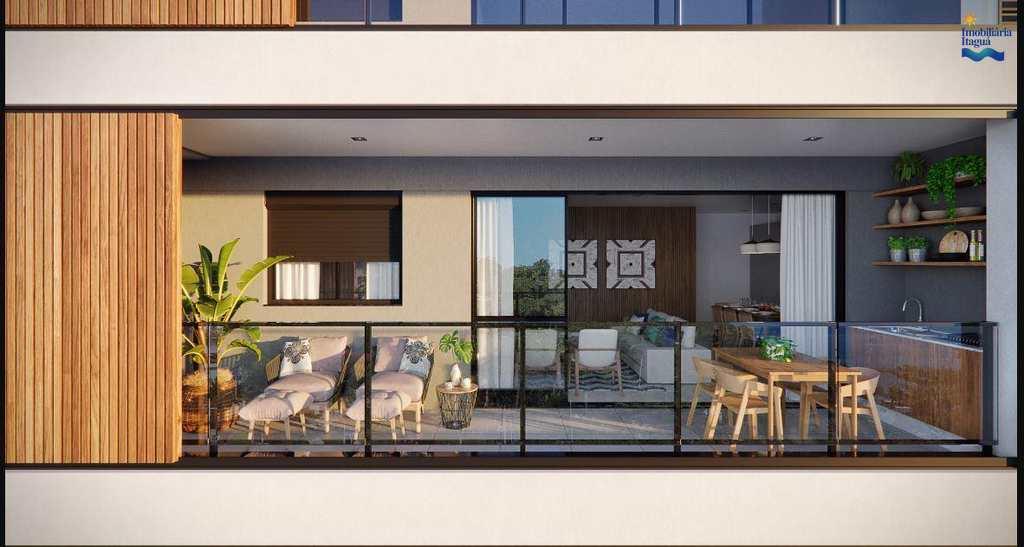 Apartamento em Ubatuba, no bairro Enseada