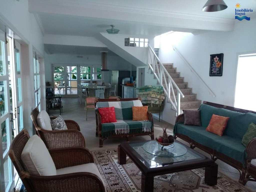 Casa de Condomínio em Ubatuba, no bairro Horto Florestal