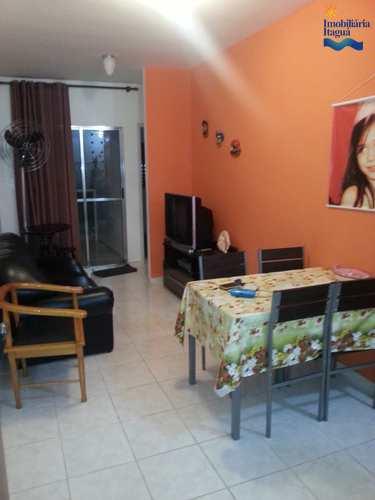 Apartamento, código ap1466 em Ubatuba, bairro Itagua