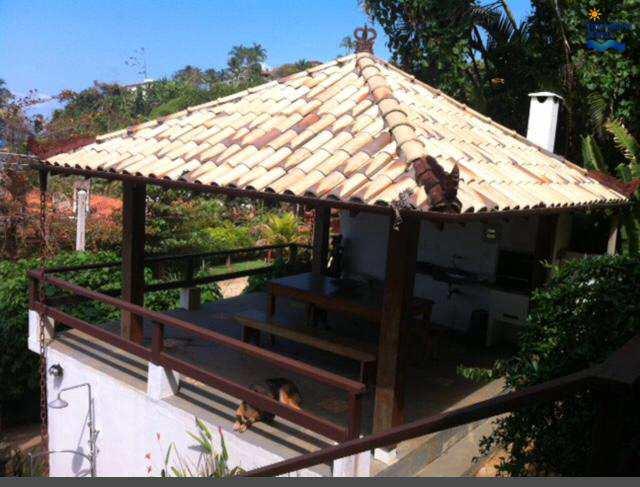 Casa em Ubatuba, no bairro Praia Vermelha