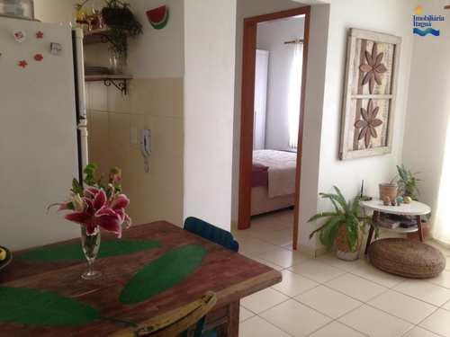 Apartamento, código ap1533 em Ubatuba, bairro Estufa II