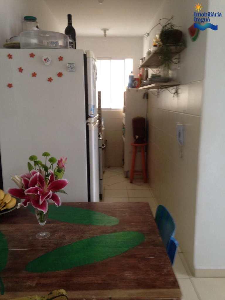 Apartamento em Ubatuba, no bairro Estufa II