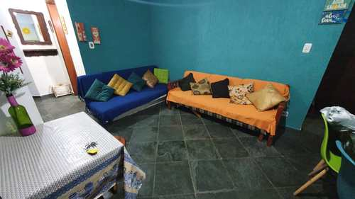 Apartamento, código ap1559 em Ubatuba, bairro Itagua