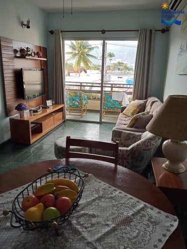 Apartamento, código ap1602 em Ubatuba, bairro Itagua