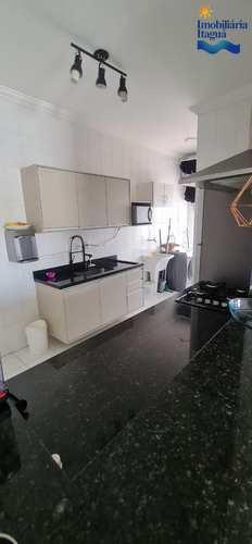 Apartamento, código ap1627 em Ubatuba, bairro Itagua