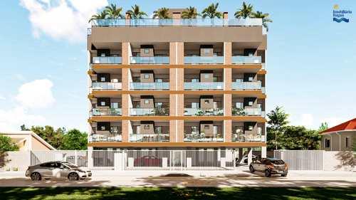 Apartamento, código AP1628 em Ubatuba, bairro Itagua
