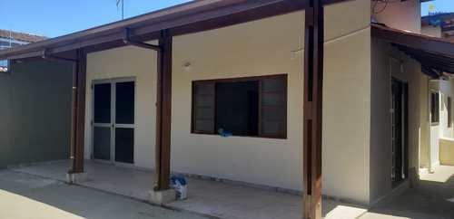 Casa, código CA1255 em Ubatuba, bairro Silop