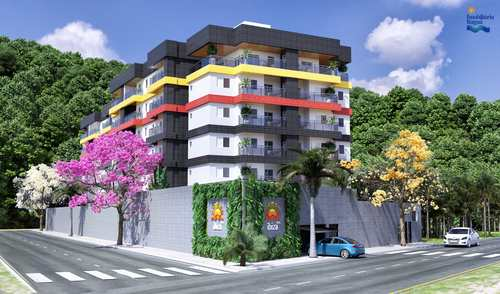 Apartamento, código ap1736 em Ubatuba, bairro Praia Grande